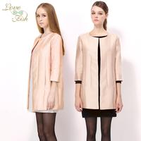 2014 women's spring outerwear cardigan slim half sleeve thin outerwear female yh-0527