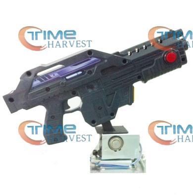 GUN FOR ALIENS EXTERMINATION SHOTTING MACHINE SHOOTING GAME GUN FOR PC MOTHERBOARD CONVERTING ALIENS EXTERMINATION SHOOTING GAME(China (Mainland))