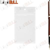 14*8CM Zipper Lock Clear Plastic Bags,OPP Retail Bag,Self Seal Plastic Packaging Bags 2000Pcs/Lot DHL Free Shipping