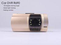 24 Hour Parking Monitor Car DVRS Anytek 2.7 TFT LCD 1080P Full HD LED high quality video at Night 5MP CMOS Sensor H.264 MOV