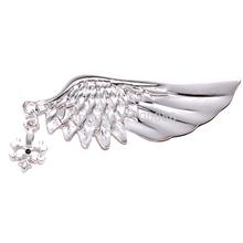 wings brooch promotion
