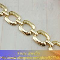 GSI0003 16K golden plated  bracelet