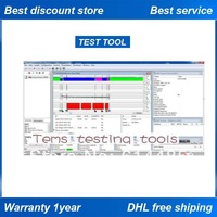 Free shipping dhl +TI14.1 +TD4.0.2 , wireless network testing, troubleshooting, and optimization, including LTE drive testing