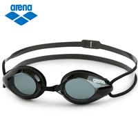 Free shipping black Arena agl-1700 anti-fog swimming goggles multicolor