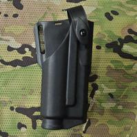 High quality gun/Holster military waist Safarland 6335 GLOCK holster tactical gun holster free shipping