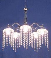 Pendant light living room lights fashion crystal pendant light crystal lighting modern brief bedroom lights q89807