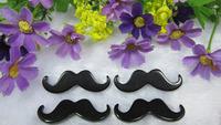 Free Shipping 50 PCS/Lots DIY Very Hot and Kawaii   Resin cartoon cabochons  DIY  Black beard