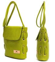 2014 NEW ARRIVED!!! HOT 25*25*9cm Simple Women's PU Leather Fashion Messenger Bag Shoulder Bag Wholesale & Retail Drop Shipping