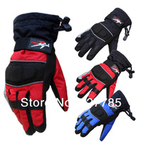 Pro-biker Motocross Motorbike Off-road Racing Riding Cycling Bicycle Winter Sports Climb Warm Scooter Armed Motorcycle Gloves