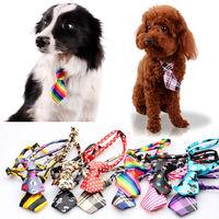 Wholesale 10pcs Pet Products Dog Tie Fashion Necktie Free shipping