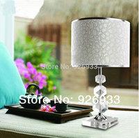 Minimalist modern European fashion creative home living room lamp crystal lamp bedroom bedside lamp dimmable fl07