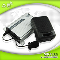 2014 New Real-time GPS/GSM/GPRS Tracker Locator GPS car tracker car tracker MVT380 vehicle gps tracking device