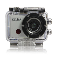 5.0MP FHD 1080P Underwater Action Sport Camera IR Remote Mini WiFi DVR Camcorder