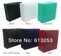 Custom Made High-grade Jewelry Packaging Box Wholesale Jewel Plastic Gift Box. Free Printing Logo. Min. Order 500pcs  ID: SFBH09