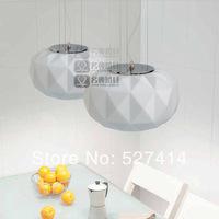 Free shipping, Deluxe Europe on behalf of the minimalist restaurant lamp bedroom lamp chandelier diamond ,diameter30cm