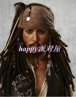 4 jack cosplay pirate wig