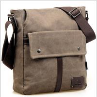 MST Canvas male messenger bags Cheap small IPAD messenger bag for men crossbody bag free shipping