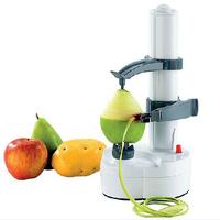 Household Fruits Bar Device Electronic Power Drive Fruit Peelers Apple Zesters  Potato Parer Tools