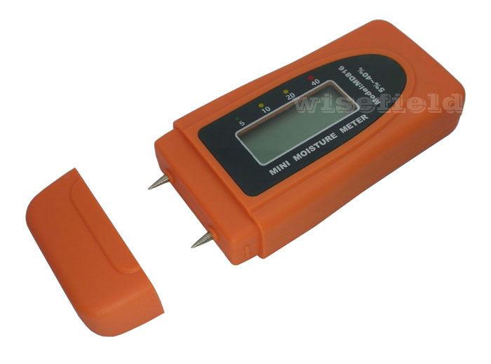 Влагомер 2Pins LCD MD816