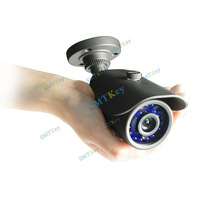 Home 1/3 CMOS 3.6mm Lens 800TVL IR CCTV Outdoor Waterproof Camera