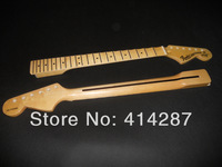 scalloped big headstock guitar neck free shipping maple st neck with name on it for sale