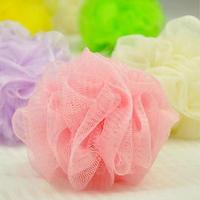 1492 multicolour nylon bath ball high quality bathsite bathroom supplies