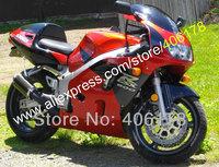 Free shipping,For SUZUKI GSXR600 GSXR750 SRAD fairings 1996 1997 1998 1999 2000 GSXR 600 750 96 97 98 99 00 Red fairings set