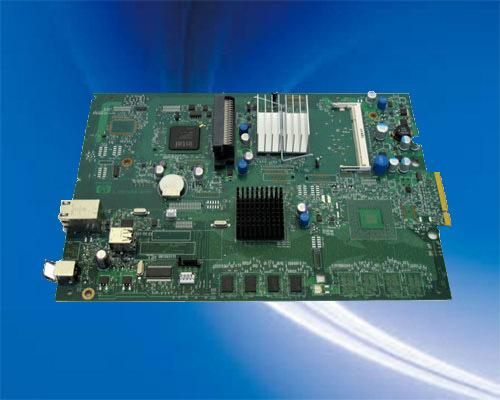 95% neue original formatter board hauptplatine für hp color laserjet cp4025dn/4025/cp4525dn/4525 cc440-60001 cc493-69001