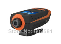Sport Action Camera AT90 Full HD DVR 30M Waterproof Camcorder with IR remote control waterproof 30 meters free mounts