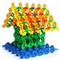Snowflakes child plastic toy puzzle 150 3 1 5 2