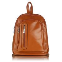 Women Leather Back Pack Daily Schoolbag Sport Bag Teenage Girls Backpacks Black Brown Cool Book Bags Waterproof Large Size B305