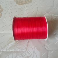 Sep sale ! Free shipping 3mm x 880 Yard double face ribbons satin ribbon wedding ribbon Color #26 Red