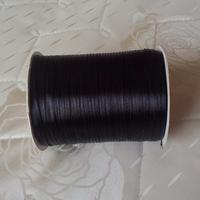 Nov sale ! Free shipping 3mm x 880 Yard double face ribbons satin ribbon wedding ribbon Color #39 Black