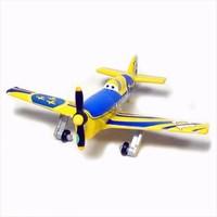 Pixar Planes No.12 Nordic Bulldog Metal 1:55 Planes Loose Toy -P8