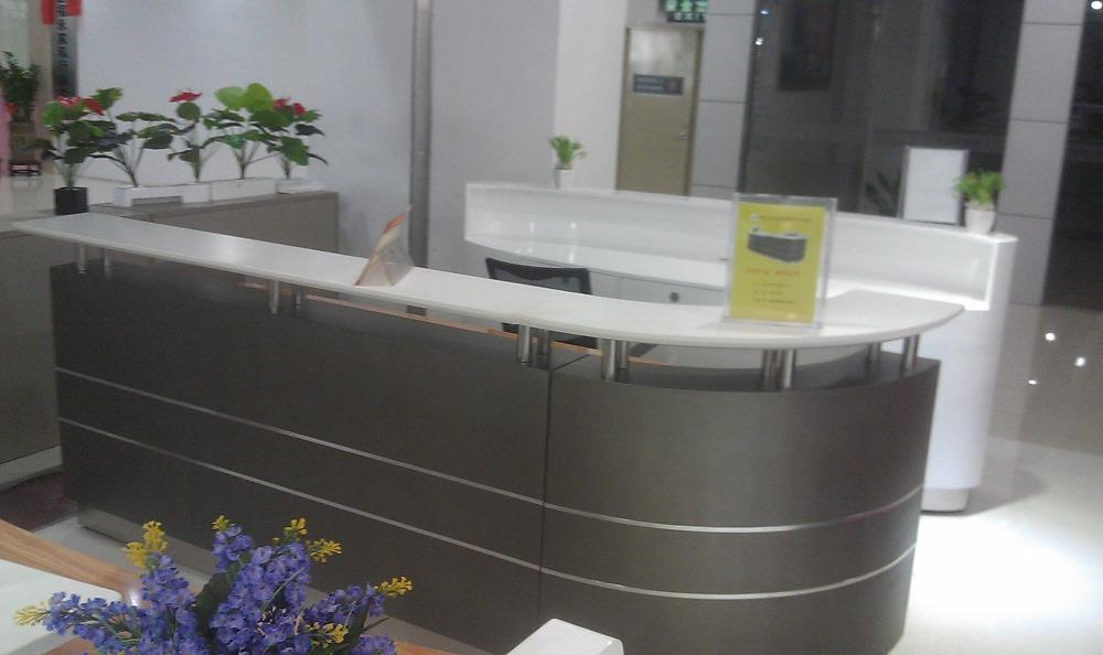 Curved Reception Desks Promotion-Online Shopping for ...