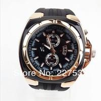 Free Shipping V6 series of casual fashion men fashion watches quartz watch waterproof