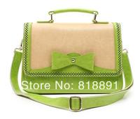 New 2014 HOT Fashion Vintage High Grade Branded Cow Leather Handbag Single Shoulder Bag Motorcycle Bag Wholesale