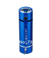 Glare flashlight m8 sound card outside sport portable speaker bike bicycle mp3 player