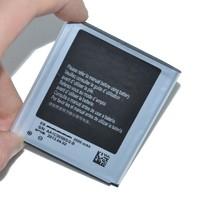 2pcs/ lot 2600mah B600BC Mobil Phone Battery for Samsung Galaxy S4 I9500 Free Shipping L#