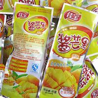 Free shipping casual snacks snacks Jiabao Preserves flavor 18g dried mango sauce