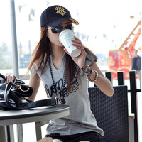 Hat female baseball cap male cap hiphop cap women's summer sunscreen sun hat sports cap