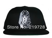 2014 Last kings Snapbacks caps black leather hip hop classic men & women classic baseball hat top quality free/drop shipping !