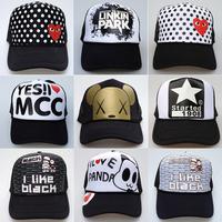 Truck cap mesh cap baseball cap male women's hiphop cap