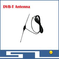 DVB-T Antenna ,Rod antenna for digital TV HD TV HDTV DTV UHF Flat High Gain, DVB t ISDB ATSC radio receiver,2pcs/lot