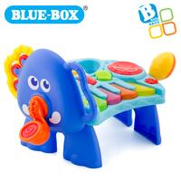 Multifunctional music animal bluebox baby educational toys 1 - 3 years old