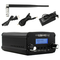 CZE 1W/7W FM Stereo PLL Transmitter Radio Broadcast Station +Ant. +Adapter  ON0084