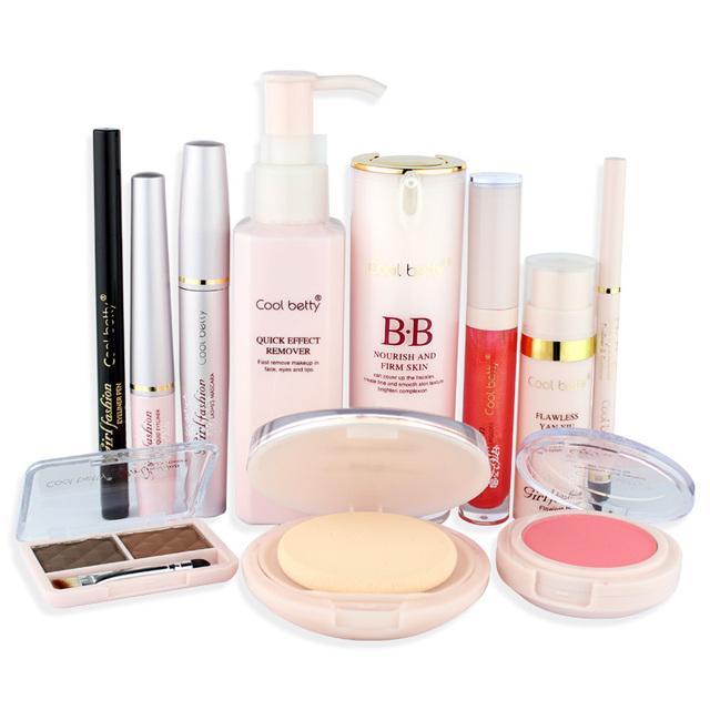 Genuine Powder Makeup Set