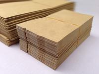 200pcs/lot Kraft paper bags fit tea  11x5.2x1.8cm free shipping