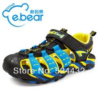 2014 New child sandals male child fashion bag big boy sandals male sandals summer children shoes male
