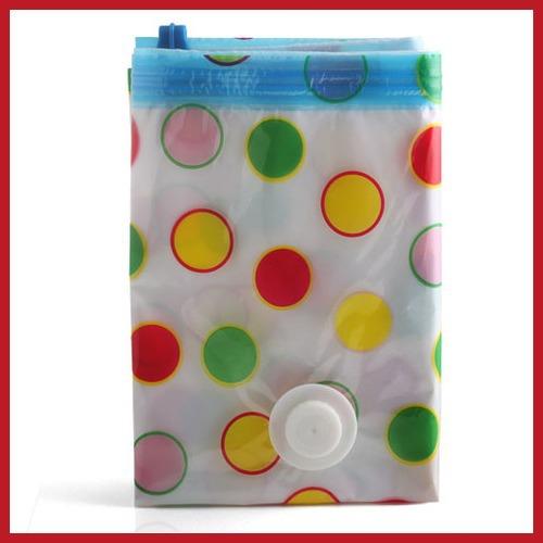 Cute!! buyone Space Saver Storage Bag Vacuum Seal Compressed 70 x 100 wholesale Big discount(China (Mainland))
